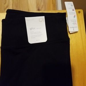 "Gap wide leg ""sexy boot"" ankle length pants"
